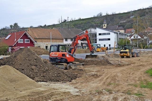 Wasenweiler braucht mehr Bauflächen