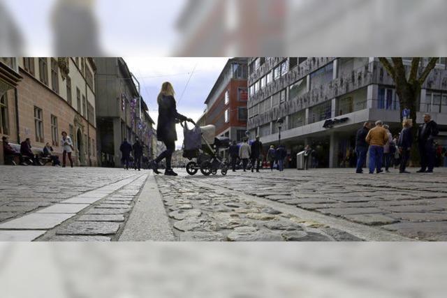 Sehbehinderte profitieren von der Sanierung der Kaiser-Joseph-Straße