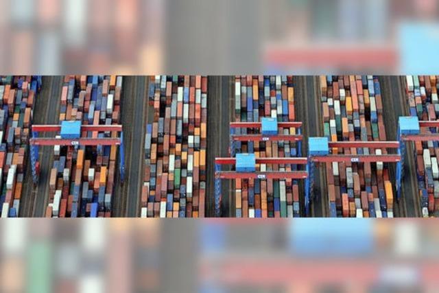Der deutsche Export verliert an Schwung