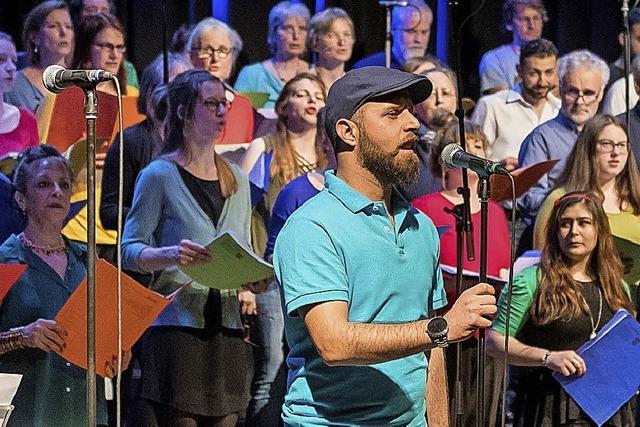 Gesang verbindet Menschen