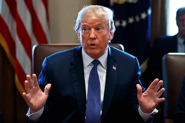 Trump gilt als unberechenbar – und hat damit Erfolg
