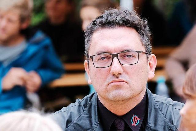 Dubravko Mandic steht wegen Beleidigung namhafter Politiker vor dem Freiburger Amtsgericht