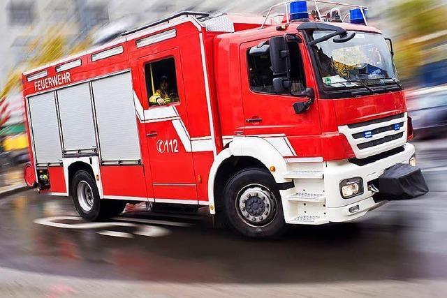 23 Bewohner bei Brand in Basler Innenstadt evakuiert