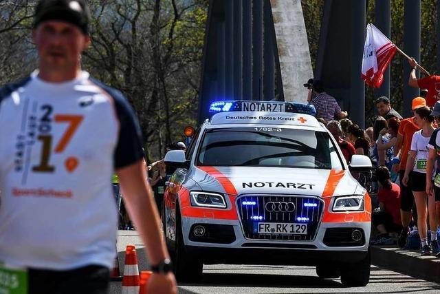 23-jähriger Läufer stirbt nach Freiburg-Marathon