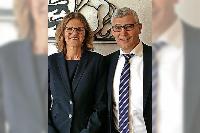 Neue Direktorin am Amtsgericht Waldkirch
