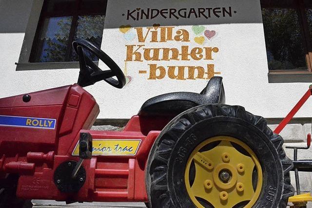Kindergartenbesuch in Häusern wird etwas teurer