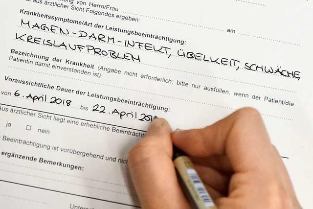Symptompflicht: Warum die Uni in der Privatsphäre schnüffelt