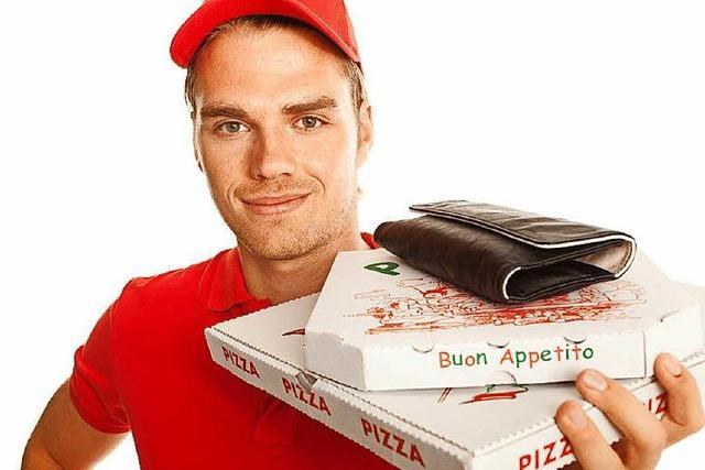 Unbekannter stiehlt Motorroller eines Lörracher Pizzadienstes