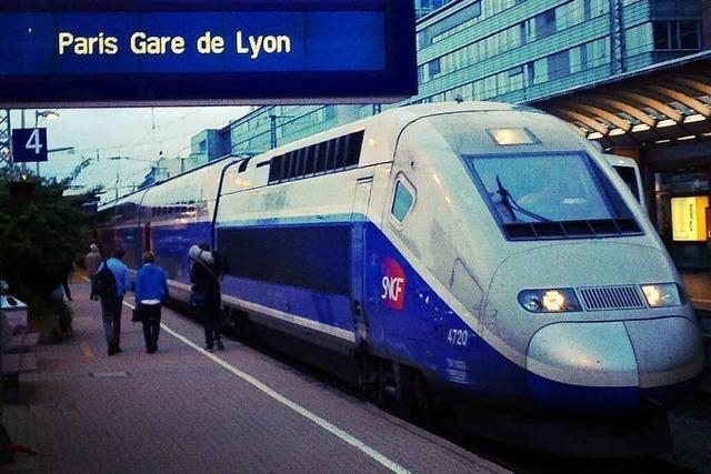 Streik in Frankreich: TGV fällt immer wieder aus