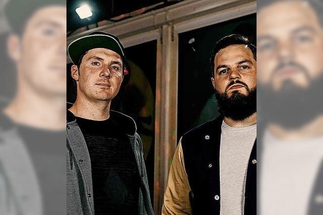 Die Boogie Twins legen im Freiburger Jazzhaus auf