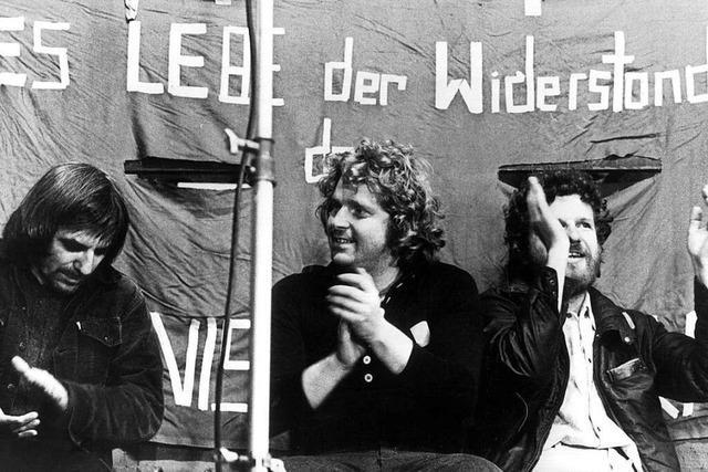 Wie ein Freiburger Rudi Dutschke die Anti-Akw-Bewegung nahebrachte