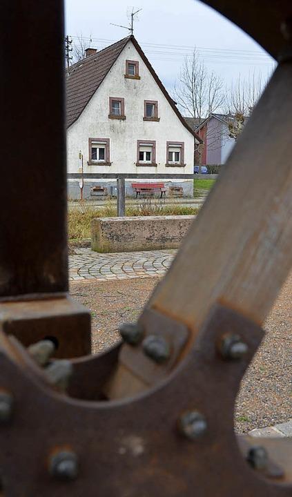 Soll einem Neubau der Bruderhaus Diako...schoff an der Denzlinger Hauptstraße.   | Foto: Max Schuler