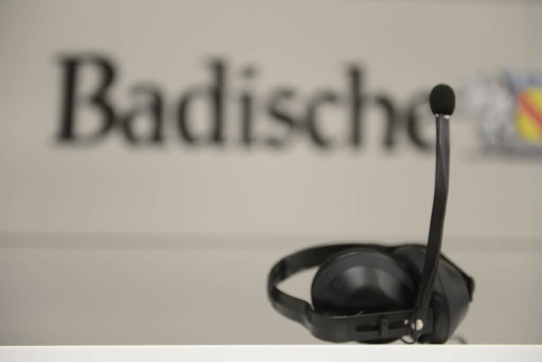 BZ-Wahltalk.  | Foto: Ingo Schneider