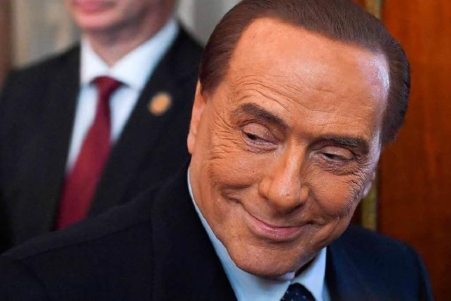 Der ewige Berlusconi