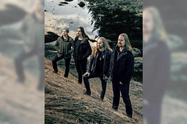 Zwei Bands aus Skandinavien mischen die Laiterie in Straßburg auf