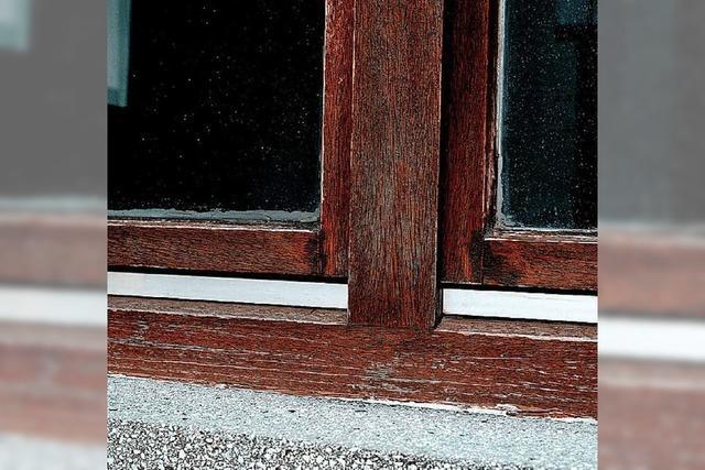 Holzfenster nie mehr streichen