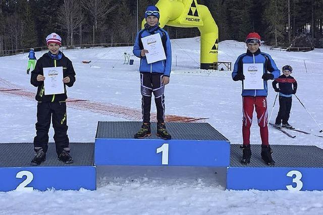 Bad Säckinger Biathleten feiern zahlreiche Erfolge