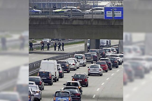 Prozess wegen Autobahnblockade wird erneut vertagt