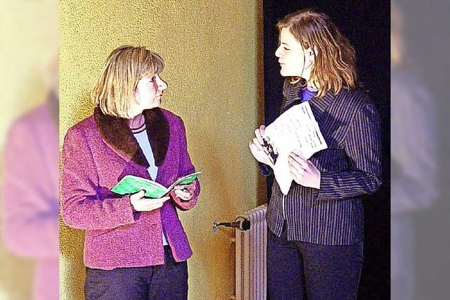Mutiges Theater hilft bei der Qual der Berufswahl