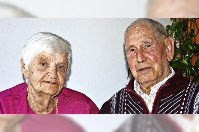 In einem Tanzlokal in Kiel nahm die Liebe ihren Anfang