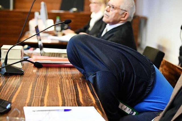 Teninger Mordprozess: Wie der Angeklagte den Wohnort fand, bleibt unklar