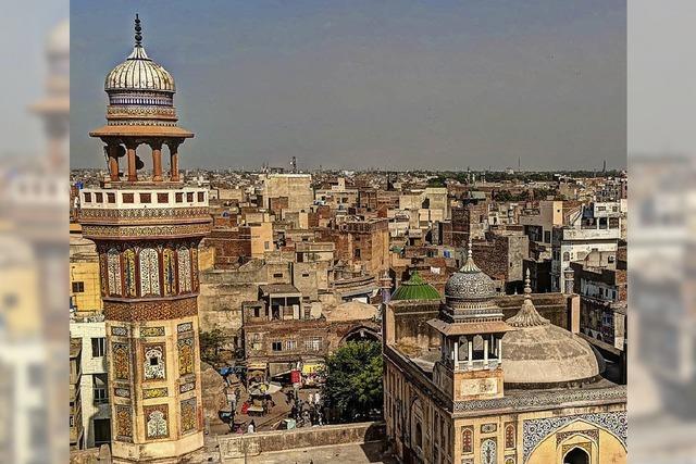 Der Fenstersprung von Lahore