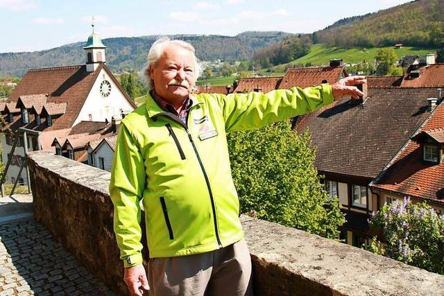 Geführte Wanderung für BZ-Leser rund um Laufenburg