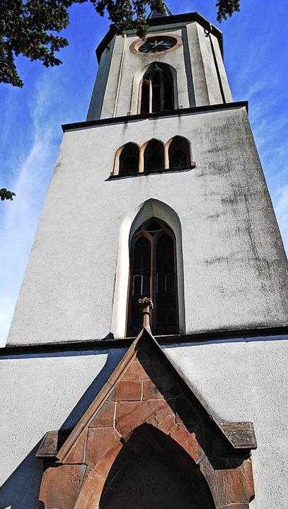 Ein Dorf ist mehr als die Kirche. Wie ...wickeln? Die Bürger sollen  mitreden.   | Foto: Jahn