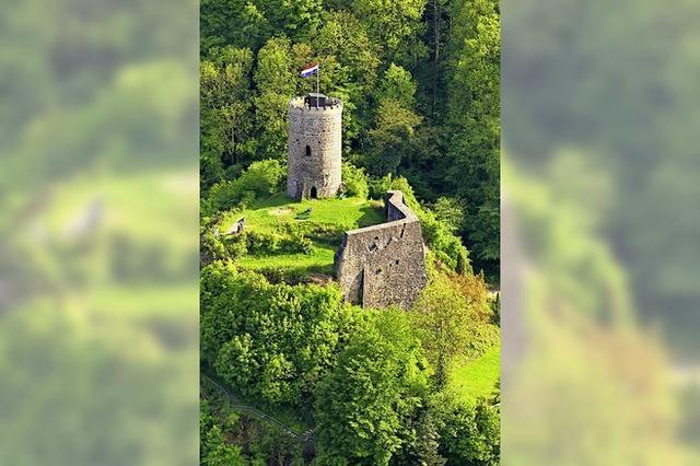 Rund um die Burgen im Kinzigtal geht es im Schwarzwälder Freilichtmuseum