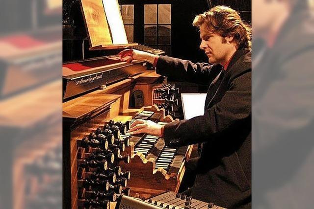 Internationale Orgelwoche in der Versöhnungskirche Waldshut findet von Sonntag, 15., bis Sonntag, 22. April, statt.
