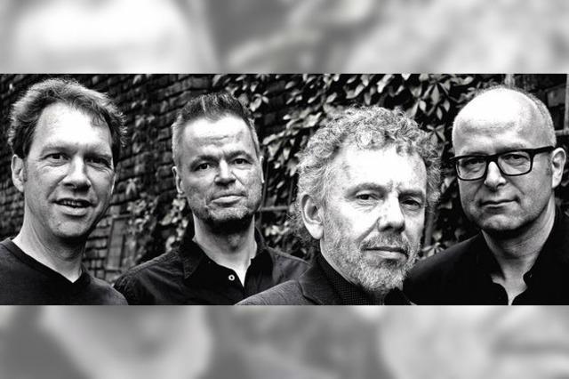 Quartett Forsonics gibt am Sonntag, 15. April, Jazzkonzert in der Christuskirche in Rheinfelden
