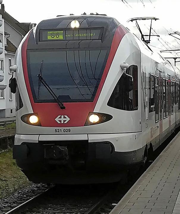 Bis die Regio-S-Bahn durchs Kandertal ... noch viele Hindernisse zu überwinden.  | Foto: GRAMESPACHER