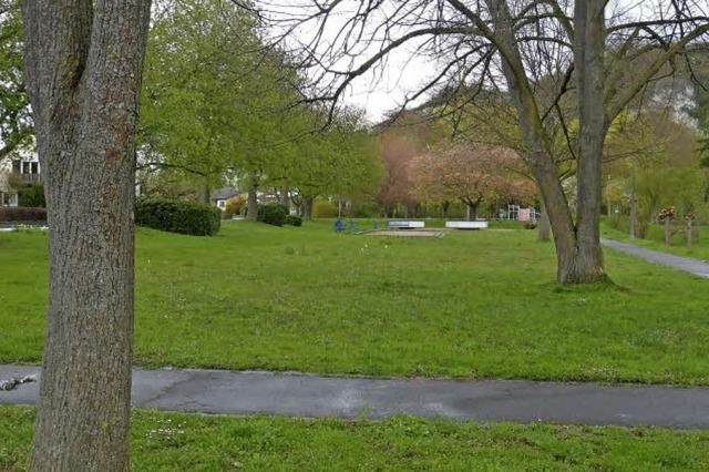 Der Park bietet viel Potenzial