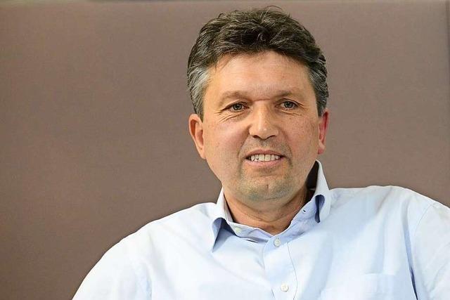Freiburger OB-Kandidat Behringer: