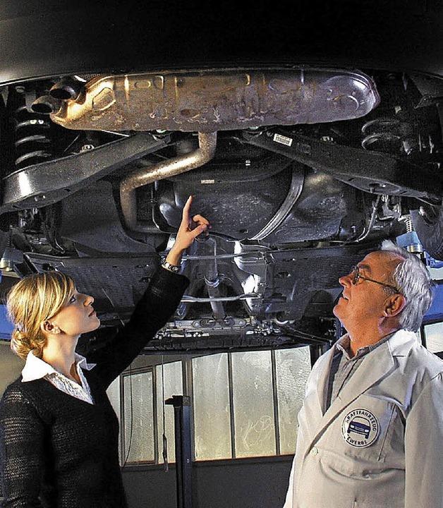 Autowerkstätten bangen um Schweizer Kunden.     Foto: ZDK