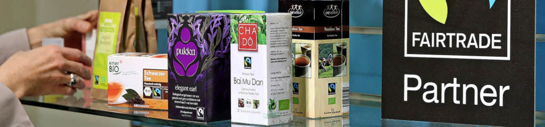 Fairtrade leben die Gemeinde Murg und ...ire Eine Welt seit Jahren konsequent.   | Foto: Symbolfoto: Dpa