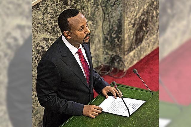 Sie nennen ihn Äthiopiens Barack Obama