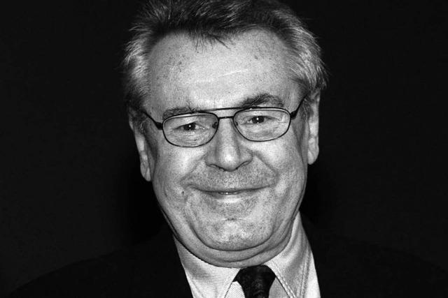 Oscar-Preisträger Milos Forman ist tot