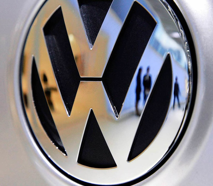 Großumbau bei Volkswagen    Foto: dpa