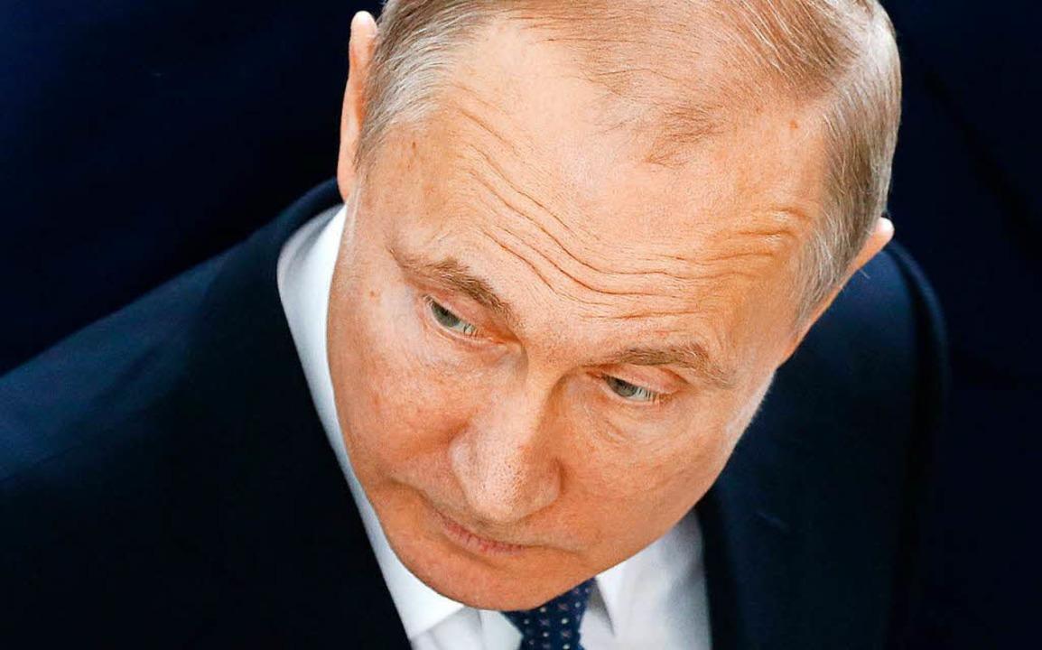 Putin  | Foto: dpa