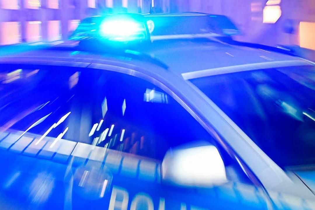 Bei Heilbronn ist ein mutmaßlicher Ein... der Flucht vor der Polizei ertrunken.    Foto: Carsten Rehder