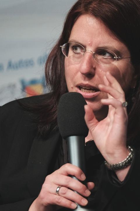 Langweilig sei der Wahlkampf nicht, sagt Monika Stein.  | Foto: Miroslav Dakov