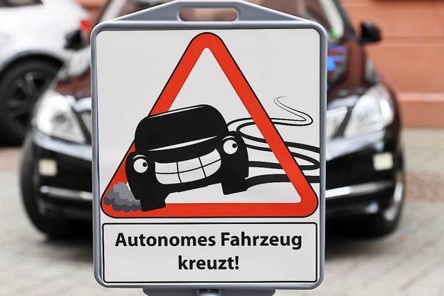 Andreas Knie spricht in Lörrach über die Zukunft des Autofahrens