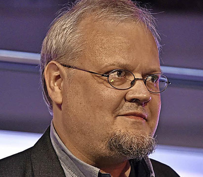 Tobias Pflüger ist seit 2014 einer von...den Vorsitzenden der Partei die Linke.    Foto: Michael Bamberger