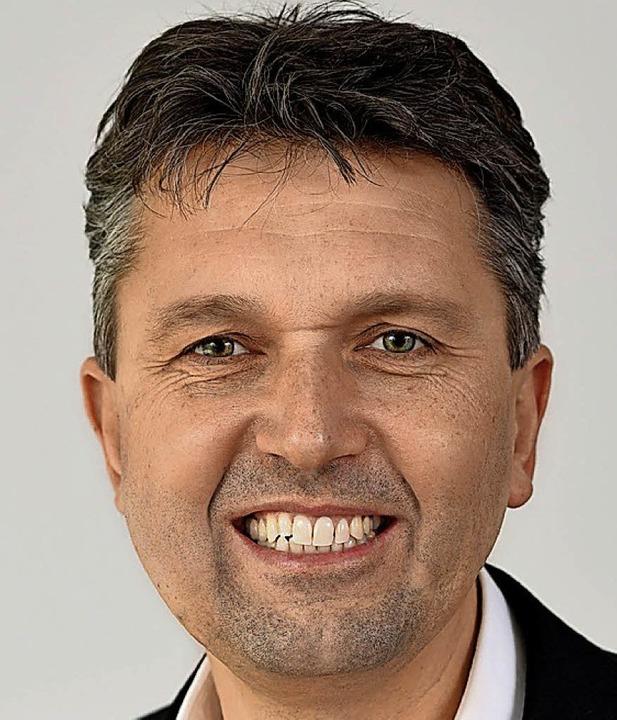 Anton Behringer Kandidat für die Wahl zum Freiburger Oberbürgermeister 2018  | Foto: Privat