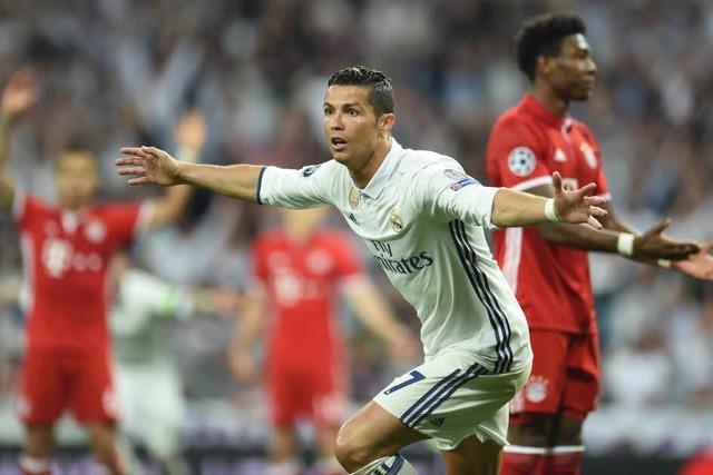 Champions League: Bayern trifft auf Madrid