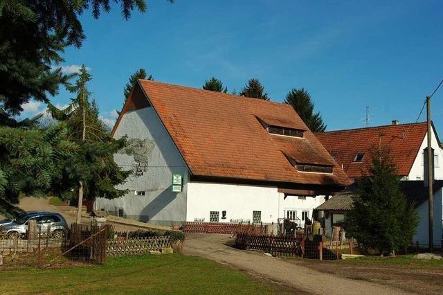 Müllers Mühle in Gengenbach hat einen urigen Wirtsraum