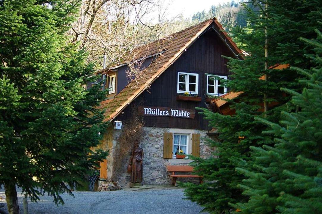 Müllers Mühle in Gengenbach-Schwaibach.  | Foto: Hubert Röderer