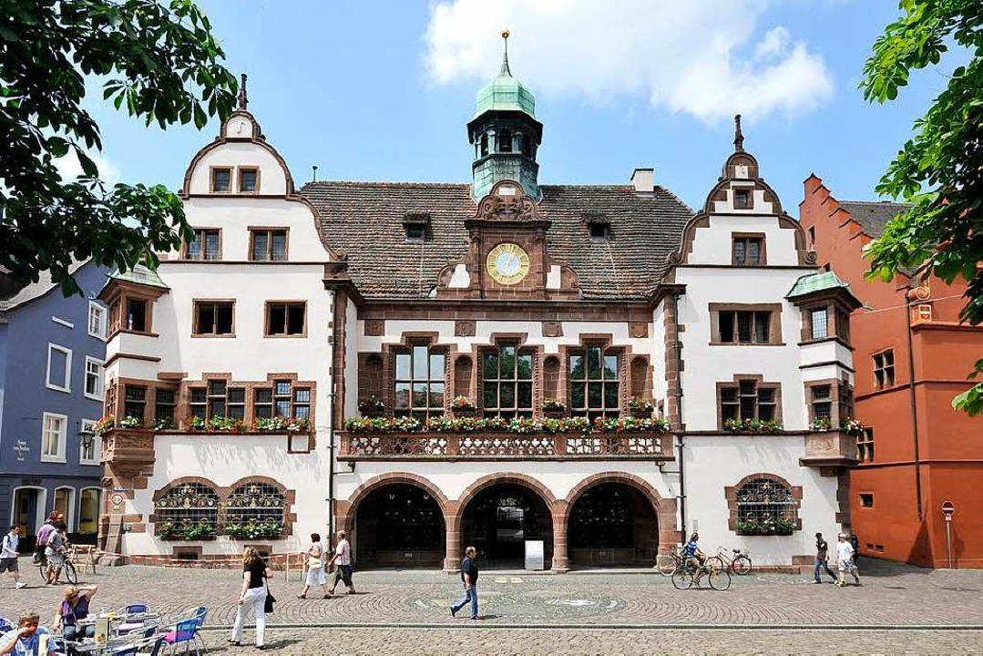Die Stadt Freiburg ist mit 70000 Euro dabei.   | Foto: Ingo Schneider