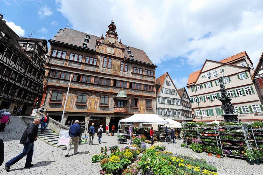 Tübingen liegt an der Spitze: Die Stad...000 Euro Strafzinsen hinlegen müssen.   | Foto: dpa